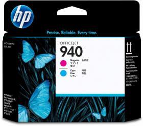 Głowica HP C4901A nr 940, cyan (błękitny)/magenta (purpurowy)