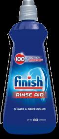 Płyn nabłyszczający do zmywarek Finish Rinse Aid, 400ml