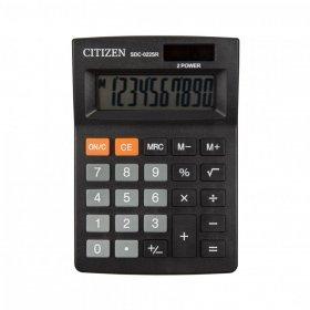 Kalkulator biurowy Citizen SDC-022S, 10 cyfr, czarny