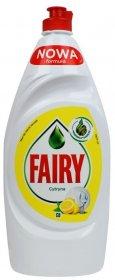 Płyn do naczyń Fairy, cytrynowy, 900 ml
