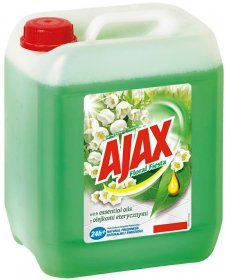 Płyn do mycia uniwersalny Ajax Floral Fiesta, konwaliowy, 5l