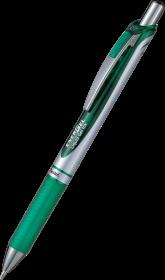 Pióro kulkowe automatyczne Pentel BL-77, 0.7mm, zielony
