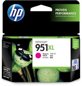 Tusz HP nr 951XL (CN047AE), 1500 stron, magenta (purpurowy)