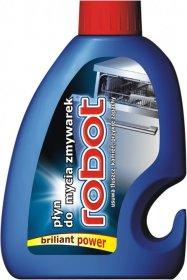 Płyn do mycia zmywarek Robot, 250ml