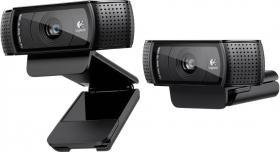 Kamera internetowa Logitech HD Pro Webcam C920, czarny