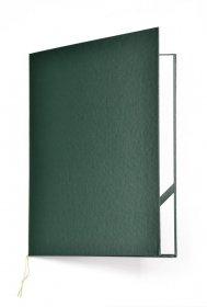 Okładka do dyplomów Galeria Papieru, A4, zielony