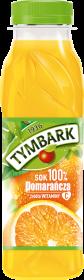 Sok pomarańczowy Tymbark, butelka, 300ml