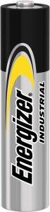 Bateria Energizer Industrial, AAA, 1.5V, LR03, 10 sztuk