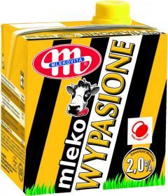Mleko UHT Wypasione Mlekovita, 2%, 0.5l