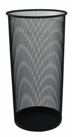 Stojak na parasole Q-Connect, metalowy czarny