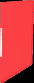 Album ofertowy Esselte Vivida, A4, 20 koszulek, czerwony