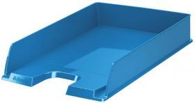 Półka na dokumenty Esselte Europost Vivida, A4, plastikowa, niebieski