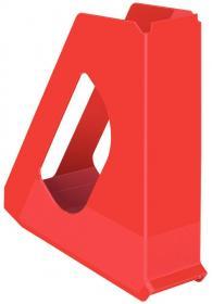 Pojemnik na dokumenty Esselte Europost Vivida, A4, 72mm, do 700 kartek, czerwony