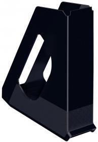 Pojemnik na dokumenty Esselte Europost Vivida, A4, 72mm, do 700 kartek, czarny