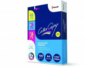 Papier satynowany Mondi Color Copy, A4, 100g/m2, 500 arkuszy, biały