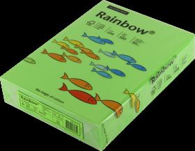 Papier ksero Rainbow Papyrus, A4, 80g/m2, zielony (R76)