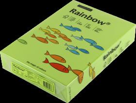 Papier ksero Rainbow Papyrus, A4, 80g/m2, jasny zielony (R74)