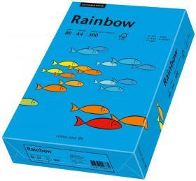 Papier ksero Rainbow Papyrus, A4, 80g/m2, ciemny niebieski (R88)