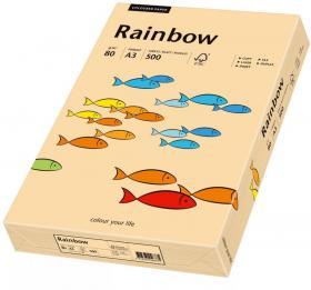 Papier ksero Rainbow Papyrus, A3, 80g/m2, 500 arkuszy, łososiowy (R40)