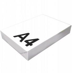Papier ksero Economy, A4, 80g/m2, 500 arkuszy, biały