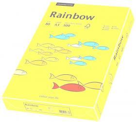 Papier ksero Rainbow Papyrus, A3, 80g/m2, 500 arkuszy, żółty (R16)