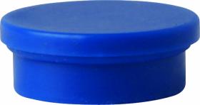 Magnesy Niceday, 20mm, 10 sztuk, niebieski