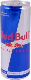 Napój energetyczny Red Bull, puszka, 250ml