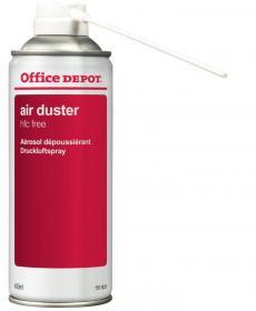Sprężone powietrze do czyszczenia sprzętu Office Depot, 400 ml