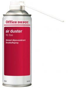 Sprężone powietrze do czyszczenia sprzętu Office Depot, 400ml