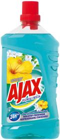 Płyn uniwersalny Ajax Floral Fiesta, kwiaty laguny, 1l
