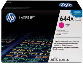 Toner HP Q6463A (644A), 12000 stron, magenta (purpurowy)