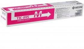 Toner Kyocera TK-895M (1T02K0BNL0), 6000 stron, magenta (purpurowy)