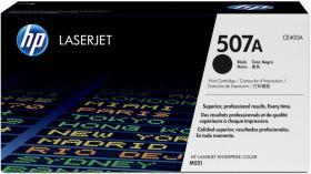 Toner HP CE400A (507A), 5500 stron, black (czarny)