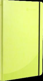 Notatnik w linie Foray, A4, twarda oprawa, 96 kartek, zielony