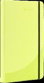 Notatnik w linie Foray, A5, twarda oprawa, 96 kartek, zielony