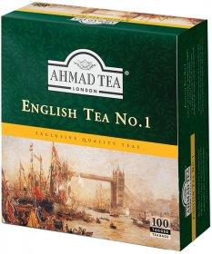 Herbata czarna w torebkach Ahmad English Tea No. 1, 100 sztuk x 2g