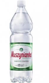 Woda niskonasycona CO2 Muszynianka, wapniowo-magnezowa, 1.5l