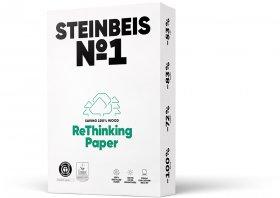 Papier ksero ekologiczny Steinbeis No.1, A4, 80g/m2, 500 arkuszy, biały