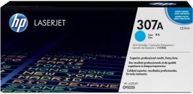 Toner HP 307A (CE741A), 7300 stron, cyan (błękitny)