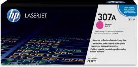 Toner HP 307A (CE743A), 7300 stron, magenta (purpurowy)