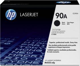 Toner HP CE390A, 10000 stron, czarny