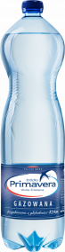Woda gazowana Primavera, 1.5l