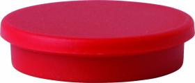 Magnesy Niceday, 30mm, 10 sztuk, czerwony