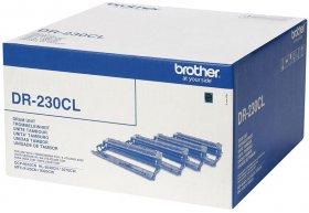 Bęben Brother DR-230CL (DR230CL), 15000 stron, czarny + kolor