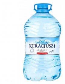 Woda niegazowana Kuracjusz Beskidzki, 5l