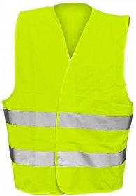 Kamizelka odblaskowa flash FRIDRICH&FRIDRICH, żółty