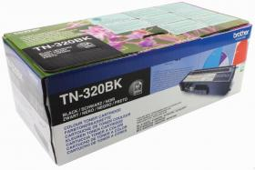 Toner Brother TN320BK, 2500 stron, czarny