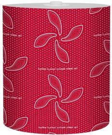 Ręczniki Katrin Classic System Towel M2, 2-warstwowy, w roli, 6x160m, 6 rolek, biały