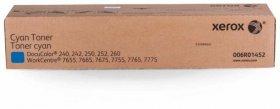 Toner Xerox (006R01452), 2 sztuki, 2x34000 stron, cyan (błękitny)