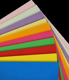 Brystol Beniamin, A1, 170g/m2, 20 arkuszy, mix kolorów